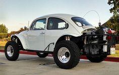 1972 Baja Bug