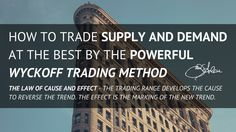 Wyckoff Trading Method: How to Trade Supply Demand - Girolamo Aloe