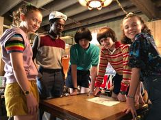 29 behind-the-scenes footage of the Stranger Things 3 set - NSF - Music Magazine
