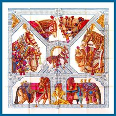 78edf42baca9 1137 Best Hermes Scarfs images   Hermes scarves, Scarves, Silk scarves