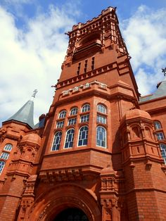 The Pierhead Building, Cardiff, Wales (2013)