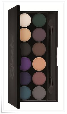 SLEEK - idivine ultra matte collection Darks