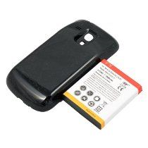 Extended Battery Back Cover for Samsung Galaxy Mini Black ** Visit the image link more details. (This is an affiliate link and I receive a commission for the sales) Samsung Galaxy S3, Cell Phone Accessories, Usb Flash Drive, Mini, Cover, Image Link, Black, Black People, Usb Drive