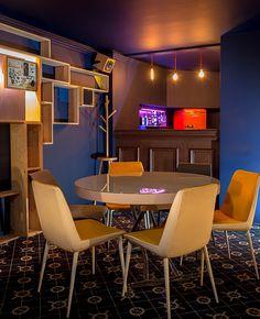 L'Atelier des Artistes est une bonne adresse. Bien plus qu'un restaurant, c'est un lieu qui met la création gastronomique, visuelle ou numérique à l'honneur