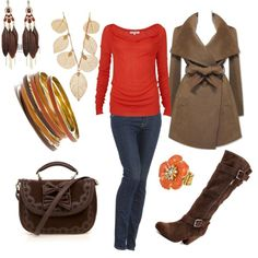 """""""Fun for Fall"""" by shemomjojo on Polyvore"""
