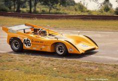 1970 Watkins Glen Dan Gurney in a Mclaren M8D