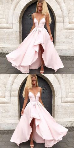 A-Line Spaghetti Straps Pink Asymmetrical Prom Dress A-Line Spaghetti Straps Pink Asymmetrical Prom Dress,Dresses Related posts:Customized Comely Prom Dresses Long Sparkly A-line Beads Top Pink Long Prom Dress With Slit - Dresse.Off Shoulder Long. Blush Pink Prom Dresses, Pretty Prom Dresses, Prom Dresses For Teens, Elegant Dresses For Women, Homecoming Dresses, Sexy Dresses, Summer Dresses, Dress Prom, Short Prom Dresses