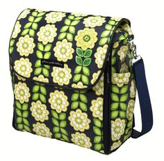 Petunia Pickle Bottom Passport to Prague Boxy Backpack