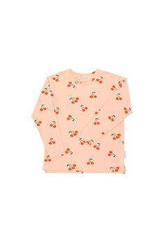 In TinyCottons you can discover the funniest kids t shirts with the most amazing designs that will make you fall in love. More in our Shop Kids! Baby Shop, Floral Tops, Kids Shop, Nude, Tees, Long Sleeve, Cherries, Cotton, T Shirt