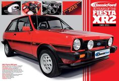 Classic Car News Pics And Videos From Around The World Retro Cars, Vintage Cars, Antique Cars, Classic Cars British, Ford Classic Cars, Ford Rs, Car Ford, Mk1, Automobile