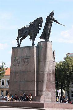 Gediminas, Vilnius, Lithuania