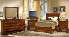 Vaughan-Bassett Furniture ~  Youth ~ Louis Collection