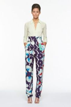 DVF Blooming Prints....::Le Swoon:: I'd like one of EVERYTHING in this collection! Thanks!