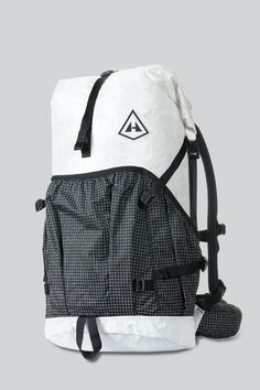 Hyperlite Mountain Gear - Built with 100% waterproof Dyneema® Composite Fabrics (formerly Cuben Fiber), the 2400 Southwest is bombproof and foolproof. Use it with our Stuff Sacks for a highly rainproof kit. WEIGHT -1.79 lbs | 28.6 oz | 811g (White)