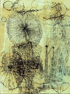 Eva Isaksen - Works on Canvas - Difuse