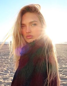romee strijd - most gorgeous person alive