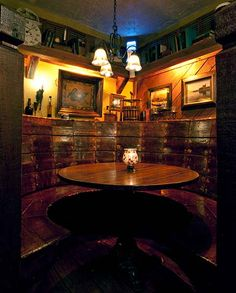 Irish Pub: #Irish #Pub ~ Interior.