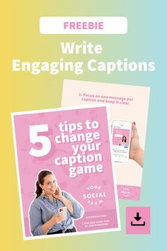 Selling On Instagram, Call To Action, Free Tips, Instant Access, Start Writing, You Changed, Booklet, Captions, Instagram Story
