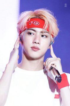Bts _kim seokjin love yourself answer seoul day 2 ❤️ Bts Jin, Jimin, Jin Kim, Bts Bangtan Boy, Rapmon, Seokjin, Kim Namjoon, Kim Taehyung, Hoseok