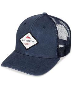 9b25328a4f50e Quiksilver Men s Lasting Trucker Snapback Cap   Reviews - Hats