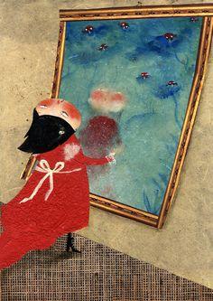 lo specchio fatato  | por Maddalena Gerli