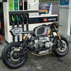 BMW R75/6 by Legendary Cafe Racer