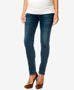 9683f9a7245e5 Citizens of Humanity Avedon Secret Fit Belly 5 Pocket Skinny Leg Maternity  Jeans