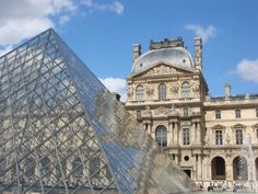 The Louvre....I LOVE THIS PLACE....awesome!