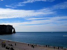 Etretat Normandy Fra