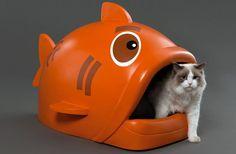 IOVO Designs Litterfish