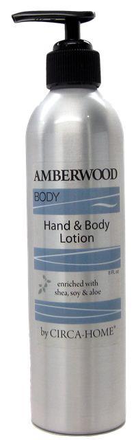 Amberwood Hand & Body Lotion | green 3 | #USAMade #NaturalSkinCare #AllNatural