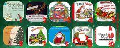 Mi Mundo sabe a Naranja: Diez Cuentos navideños por menos de diez euros