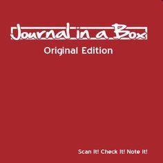 Original Edition Journal — Journal in a Box TM