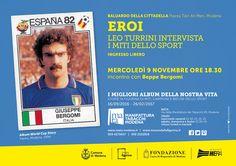 Modena,+9+novembre:+Eroi.+Incontrando+i+Miti+dello+Sport,+Beppe+Bergomi