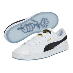 BTS Shoes BASKET PATENT PUMA X BTS Collaboration Europe amp CA FedEx  Priority  shoes   53037b7b7