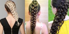 Feather Loop Braid Hairstyle Tutorial!