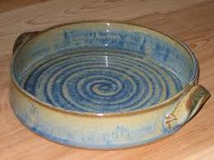 Casserole Dish, Lake Weir Pottery, Florida Click the link to visit our site