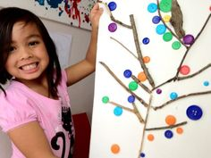 Cool project from http://www.kiwicrate.com/projects/Button-Tree/456: Button Tree