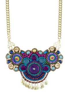 Cam and Zooey Reef Necklace by Cam & Zooey on @HauteLook