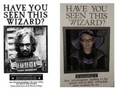 harry potter party ideas: prisoner of azkaban wanted poster photo booth Harry Potter Motto Party, Harry Potter Wizard, Harry Potter Halloween, Harry Potter Decor, Harry Potter Birthday, Harry Potter Movies, Harry Potter Hogwarts, Party Themes For Boys, Prisoner Of Azkaban