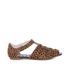 Gorman - freya sandal. Me want all Gorman shoes now!