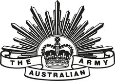 The Australian Army Army Tattoos, Military Tattoos, Rising Sun Tattoos, Australian Tattoo, Remembrance Tattoos, Rise And Run, Australian Defence Force, Anzac Day, Some Body