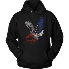 American Eagle - Hoodie Designed and printed in the U.S.A. A cozy, no-nonsense…