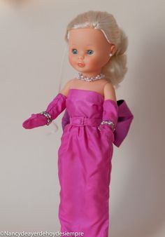 Doll Toys, Dolls, Nancy Doll, American Girl, Doll Clothes, Barbie, Summer Dresses, Sewing, Doll Outfits