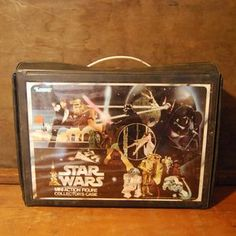 1977 Star Wars Figure Case, $48, now featured on Fab.
