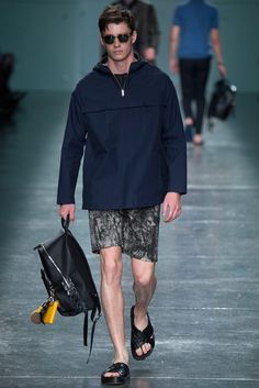 Fendi Spring 2015 Menswear - Collection - Gallery - Style.com