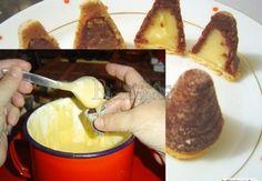 Vařený krém do cukroví a řezů