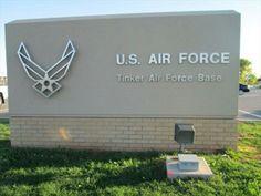 Tinker Air Force Base - Oklahoma City, Ok (My 6th Base)