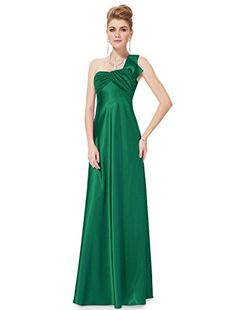 HE09667GR06, Green, 4US, Ever Pretty NWT Open Back One Shoulder Ruffles Padded Satin Prom Dress 09667 Ever-Pretty http://www.amazon.com/dp/B00EI346BE/ref=cm_sw_r_pi_dp_jXK5tb0968G0F