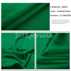 http://www.silkfabricwholesale.com/8mm-silk-habotai-fabric-emerald-green.html     F.D. silk most professional 8mm silk habotai fabric-emerald green supplier.